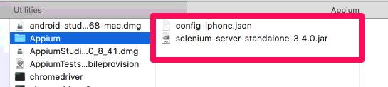 Setup Selenium GRID to execute Appium script on IOS